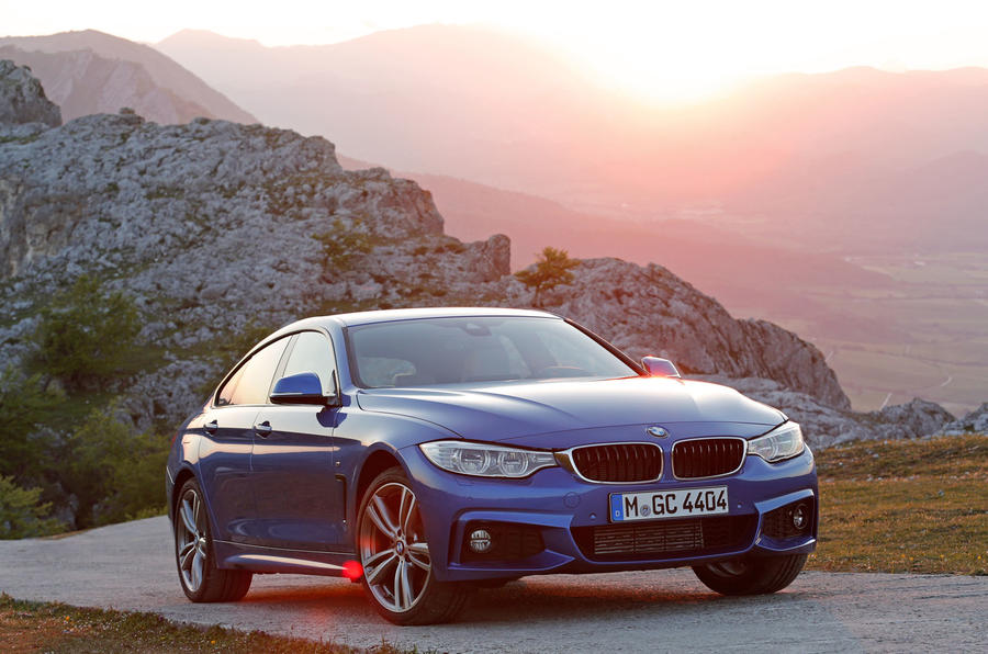 BMW 428i Gran Coupé first drive review