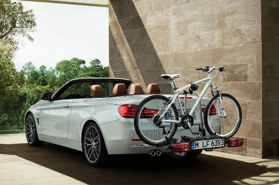 Leaked images reveal new BMW 4-series cabriolet