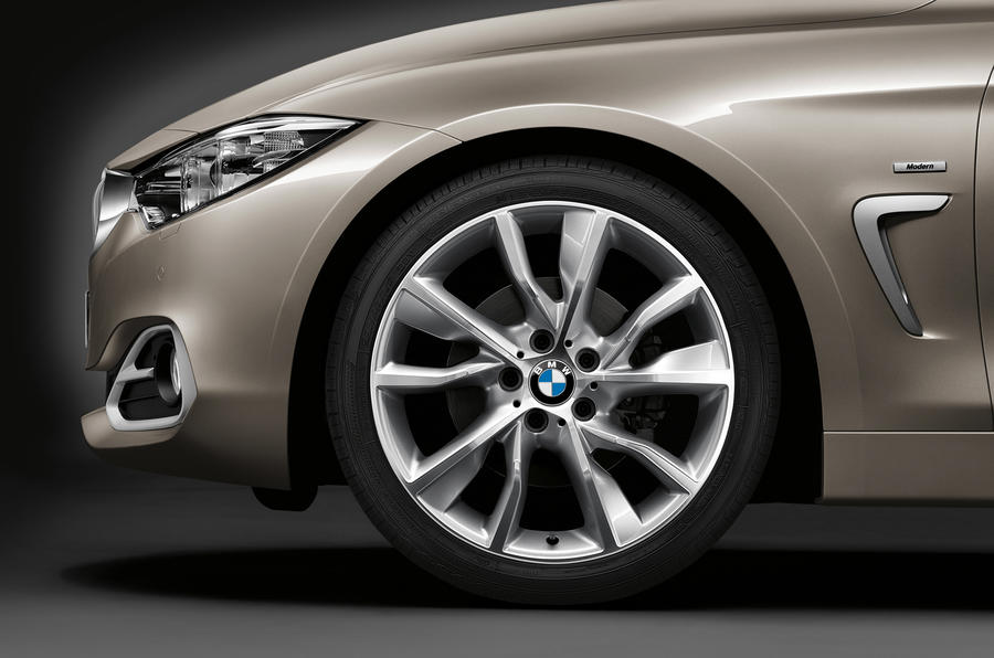 BMW 4-series unveiled