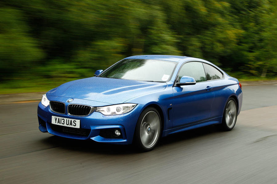 BMW 4 Series ...