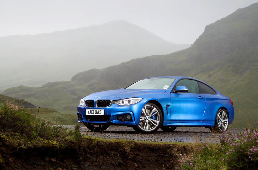 4 star BMW 4 Series