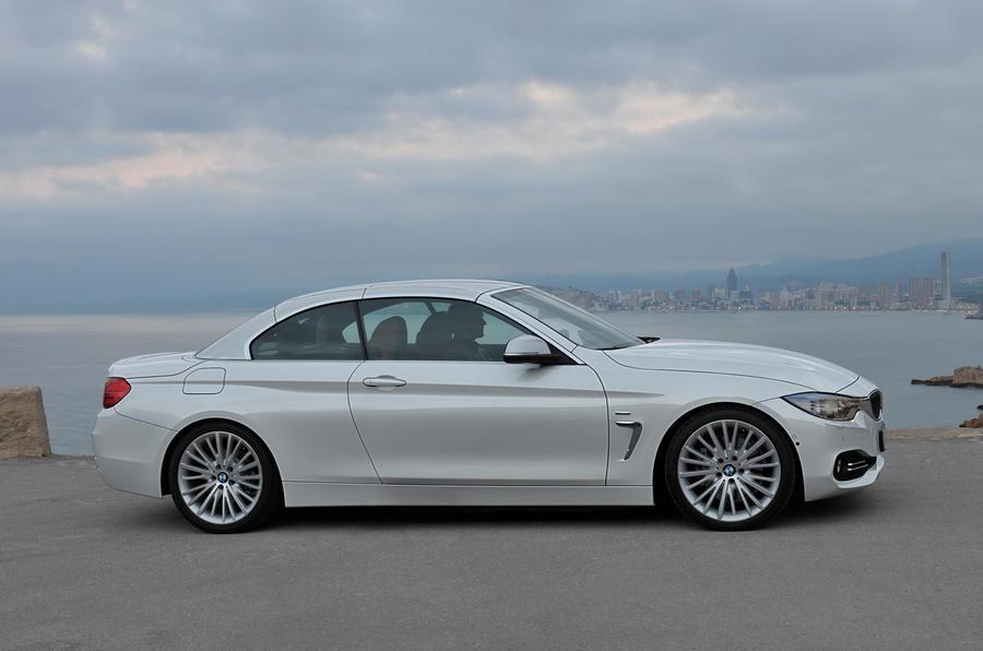 3.5 star BMW 420d convertible
