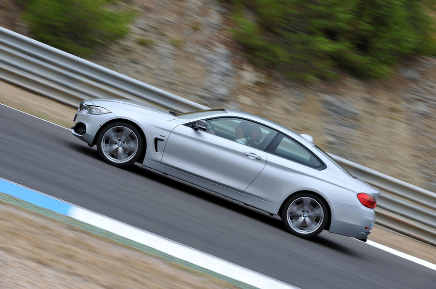£40,795 BMW 435i Sport