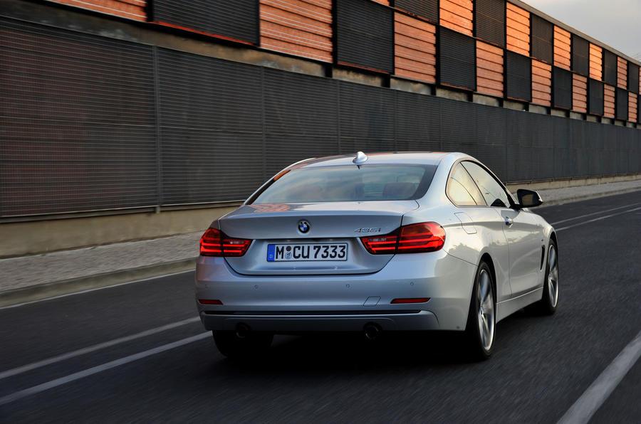155mph BMW 435i