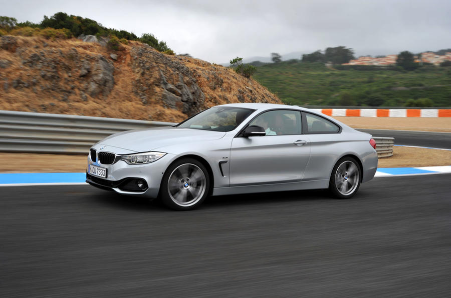 302bhp BMW 435i Sport