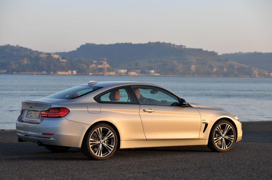4 star BMW 435i Sport