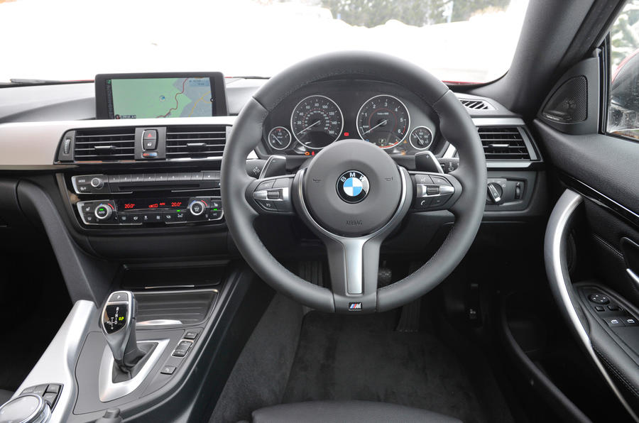 BMW 4series 435d xDrive M coup first drive