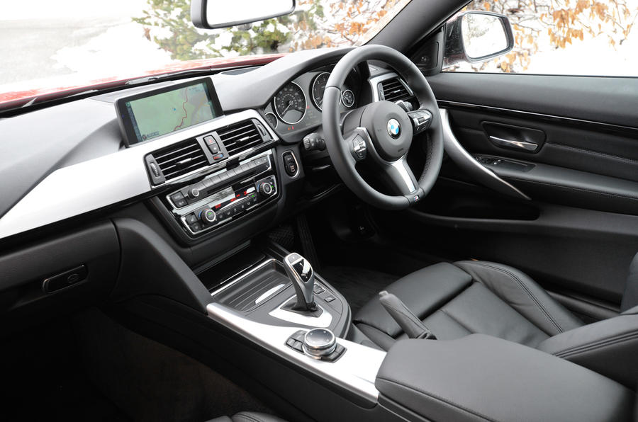 Bmw 4 Series 435d Xdrive M Coup 233 First Drive