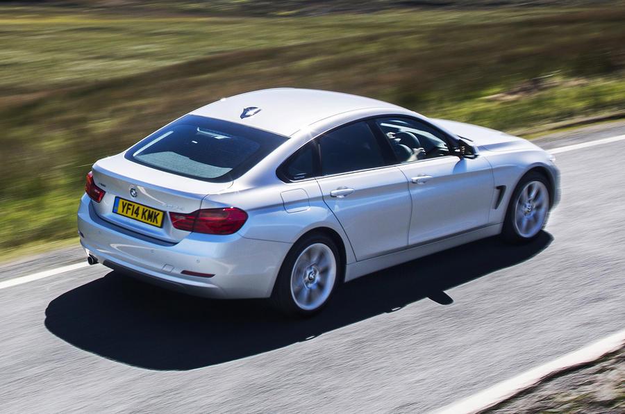 BMW 4 Series Gran Coupé Review 2018