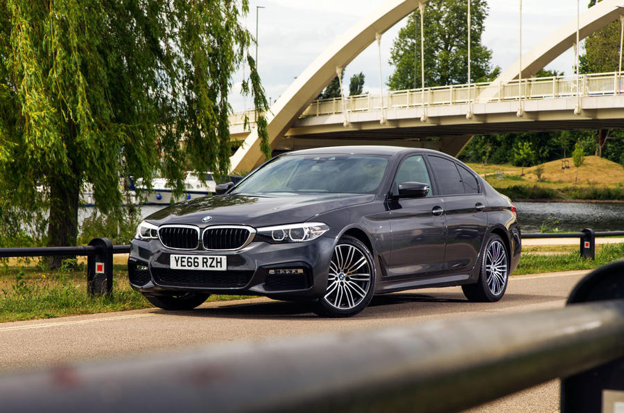 4.5 star BMW 5 Series