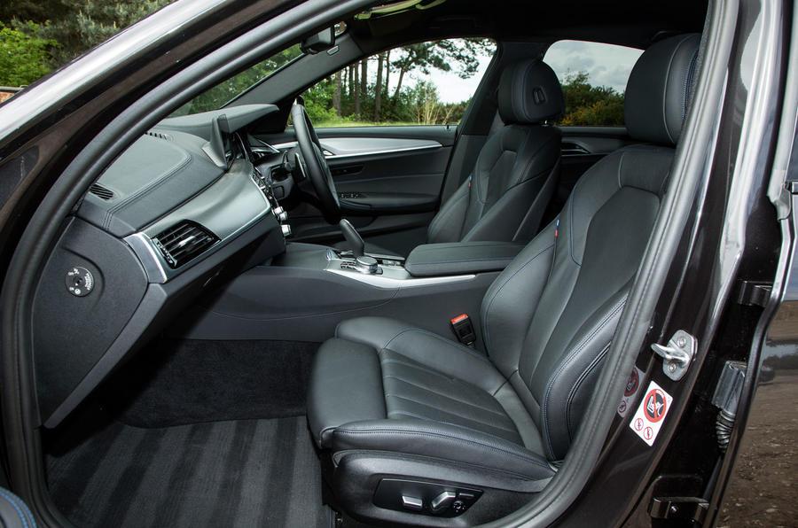 Bmw 5 Series Review 2017 Autocar