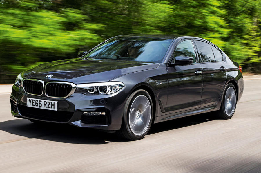 Awesome BMW 5 Series ...