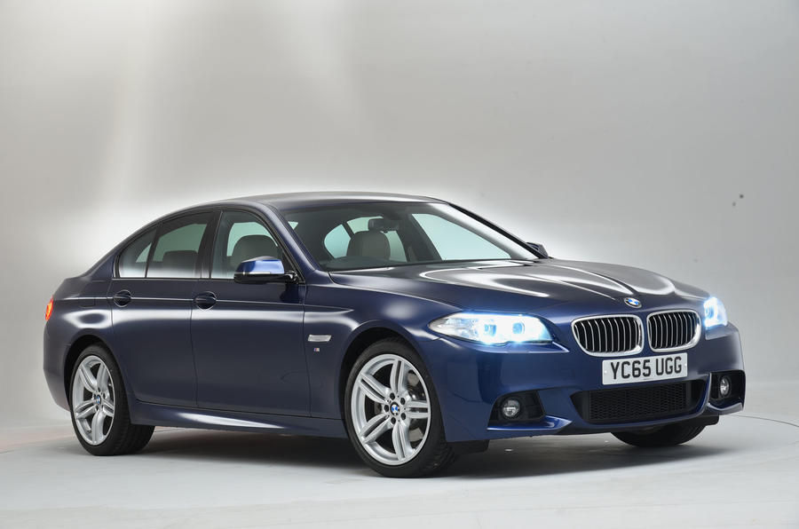 4 Star BMW 5 Series