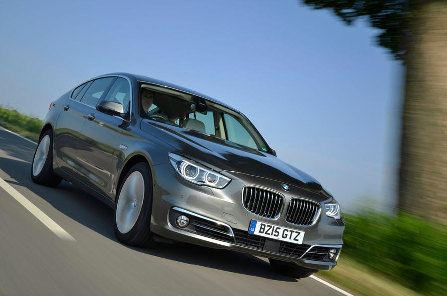 3.5 star BMW 5 Series GT