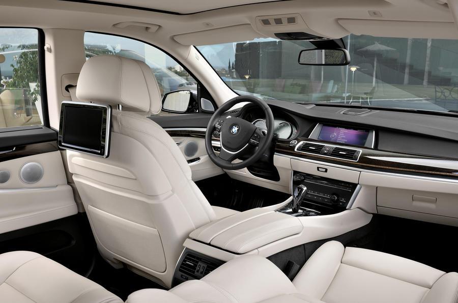 BMW 5 Series Gran Turismo interior | Autocar