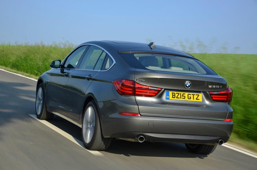 BMW Series GT Review Autocar - 535 gt bmw