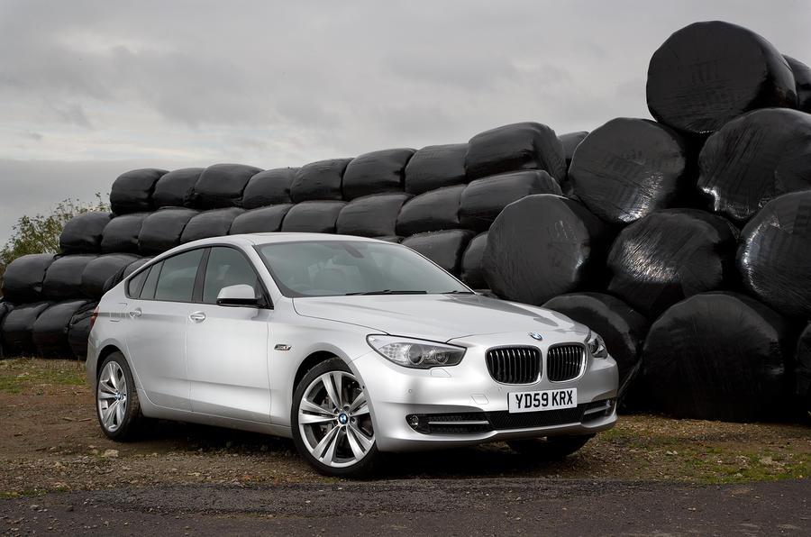 3.5 star BMW 5 Series Gran Turismo