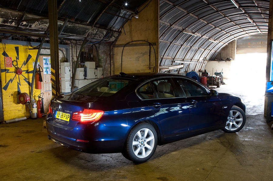 4 star BMW 5 Series