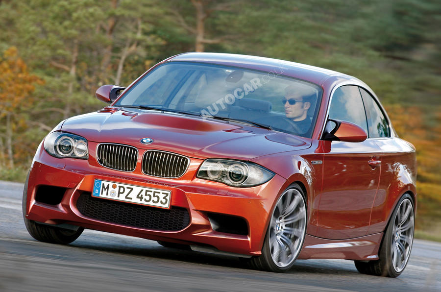 Bmw To Unleash 350bhp M1 Autocar