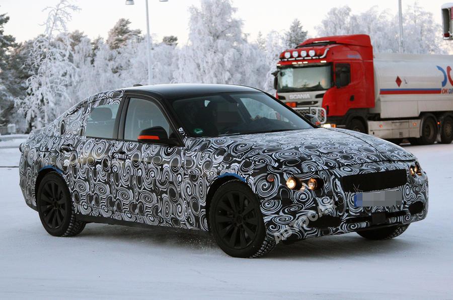 Next BMW 3-series scooped
