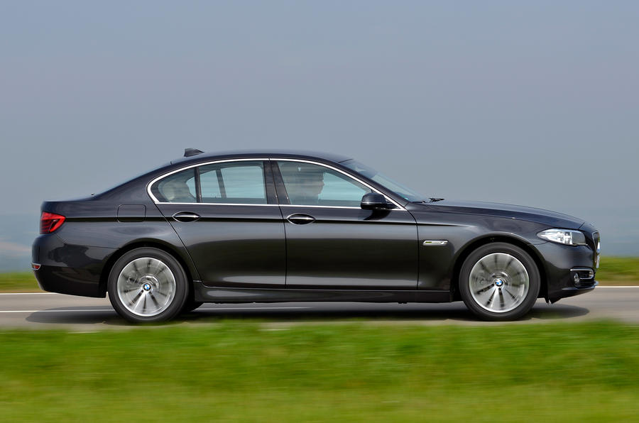 BMW 5-series 518d Luxury saloon first drive