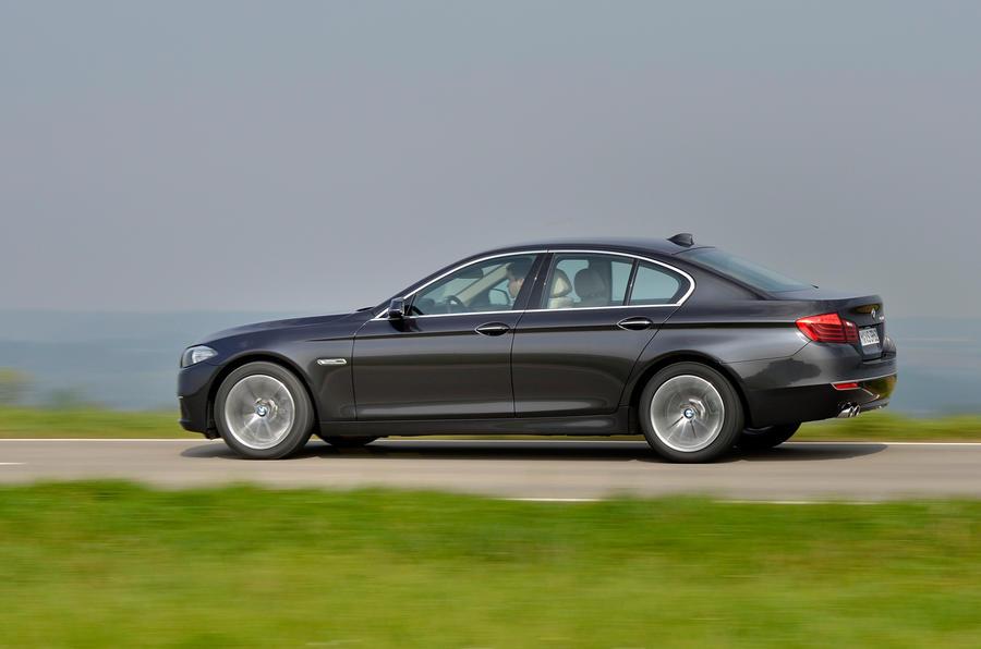 148bhp BMW 518d Luxury