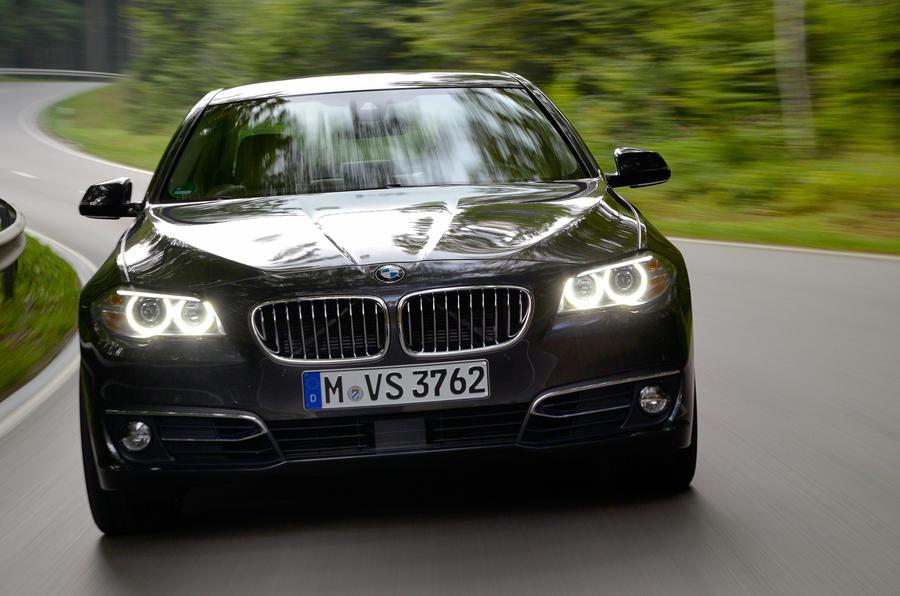 £35,735 BMW 518d Luxury