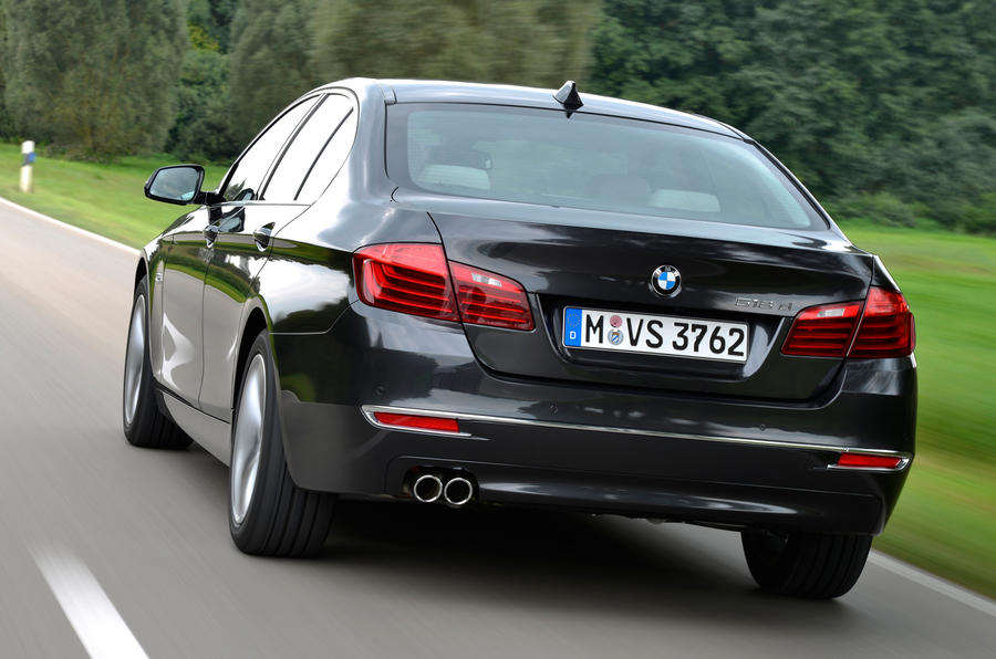 BMW 518d Luxury saloon