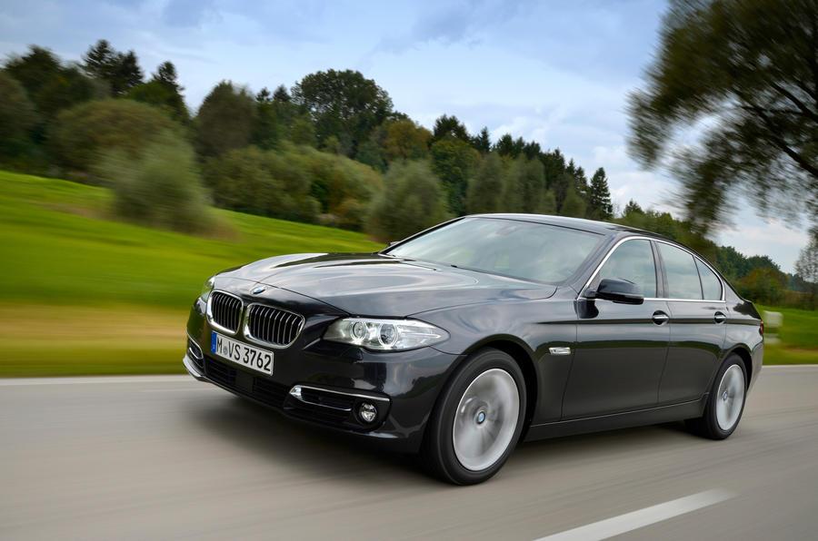 134mph BMW 518d Luxury