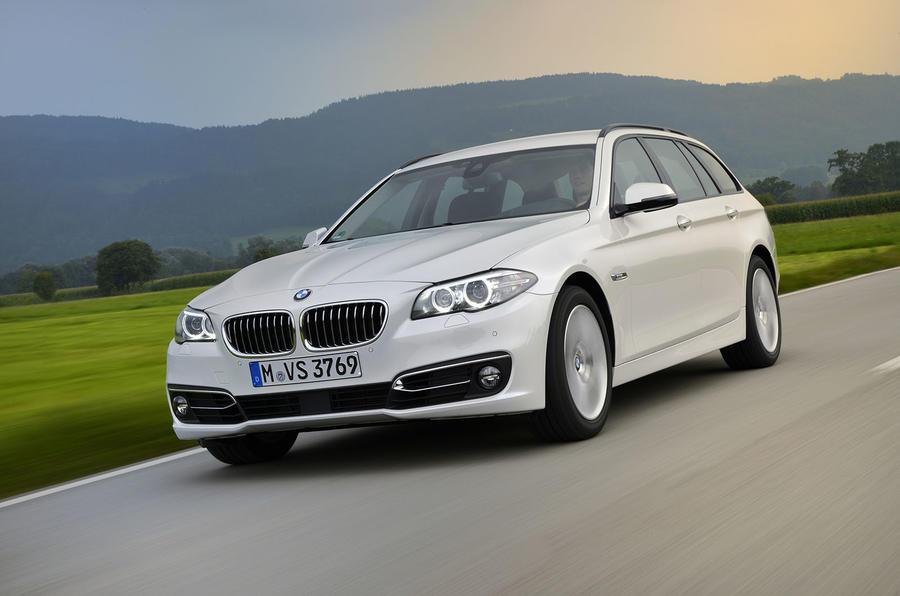 £35,840 BMW 520d Touring