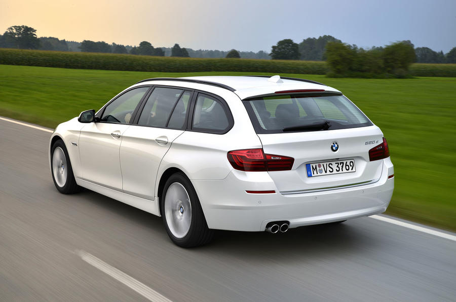 Bmw 5 Series 520d Touring First Drive