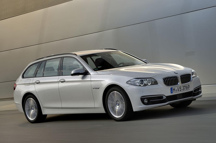BMW 520d Touring first drive review