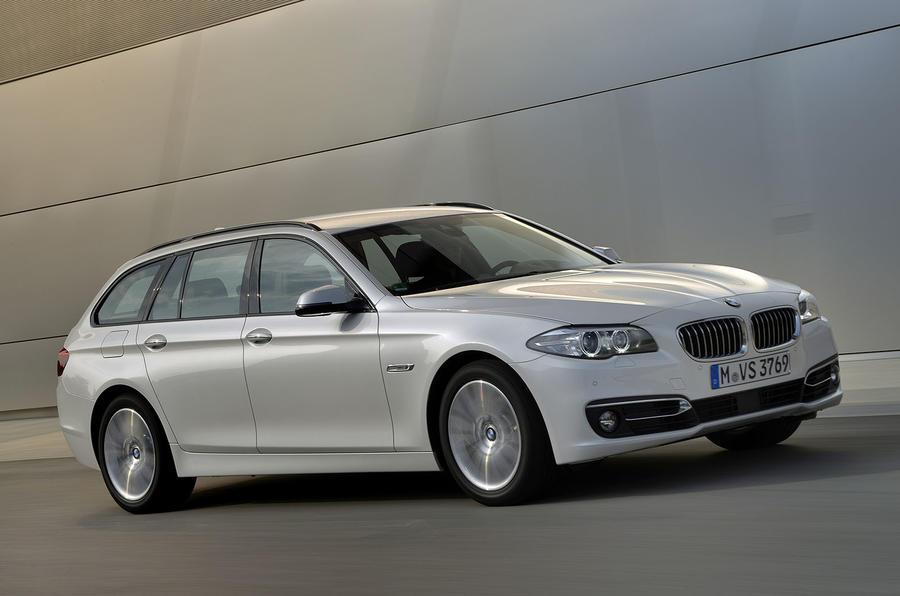 187bhp BMW 520d Touring