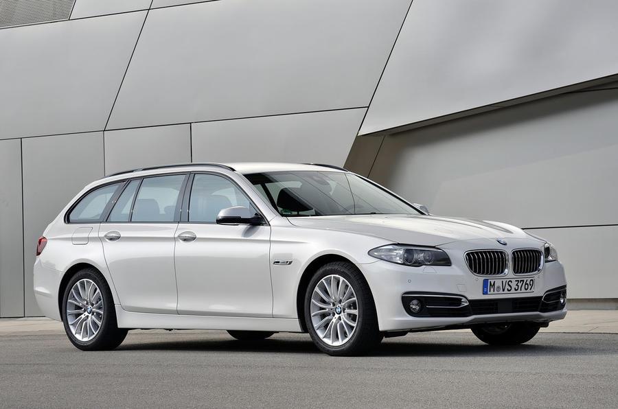 4 star BMW 520d Touring