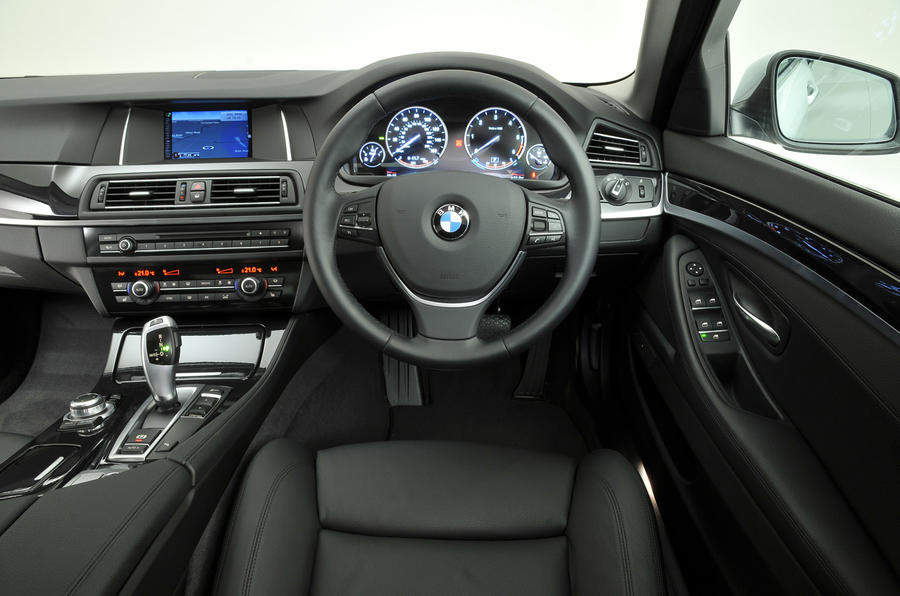 BMW 520d SE Saloon Auto review