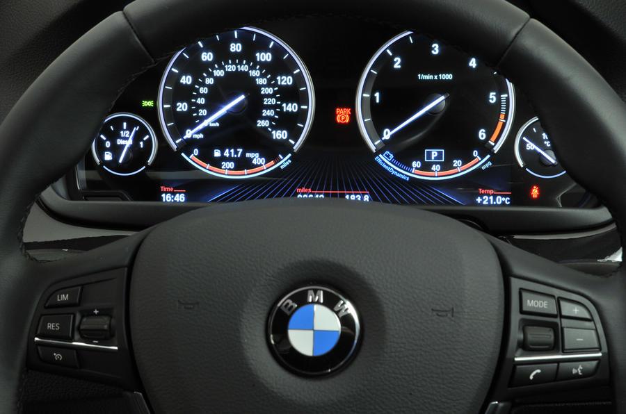 BMW 520d SE Saloon Auto review