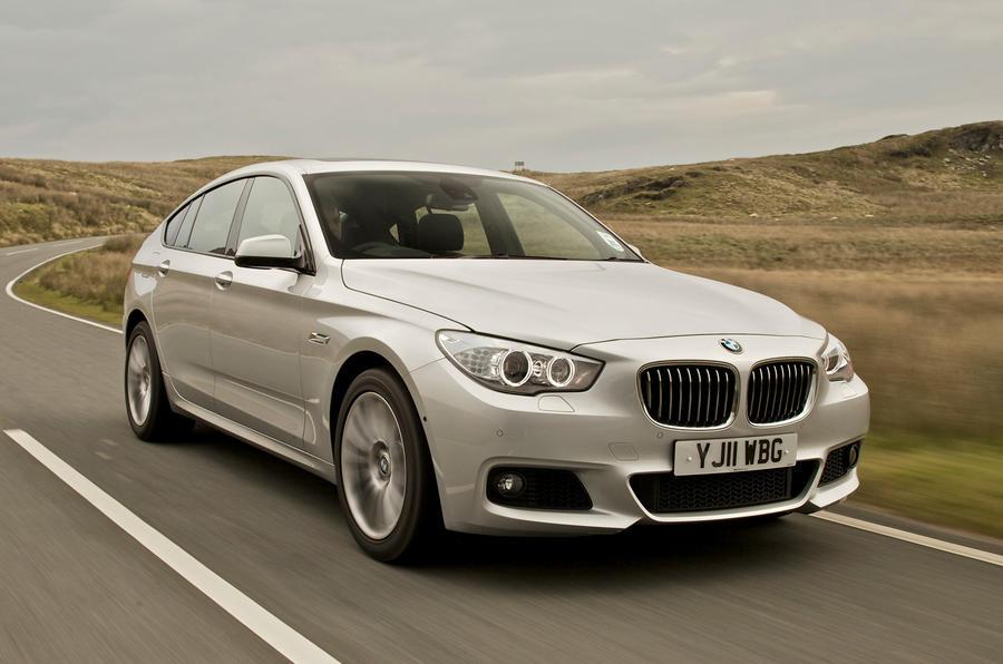 BMW 520d Gran Turismo