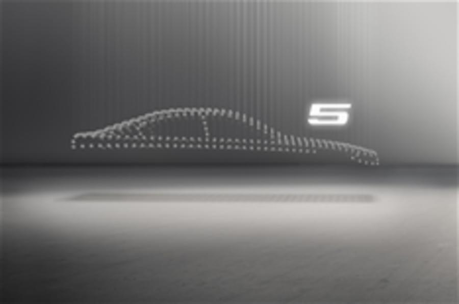 BMW teases new 5-series