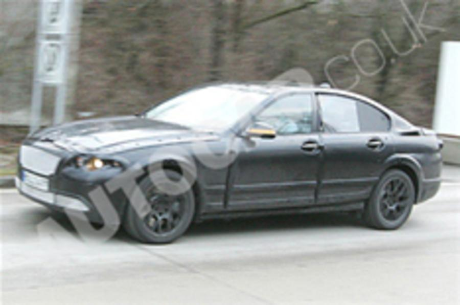 Next BMW 5-series will be steel