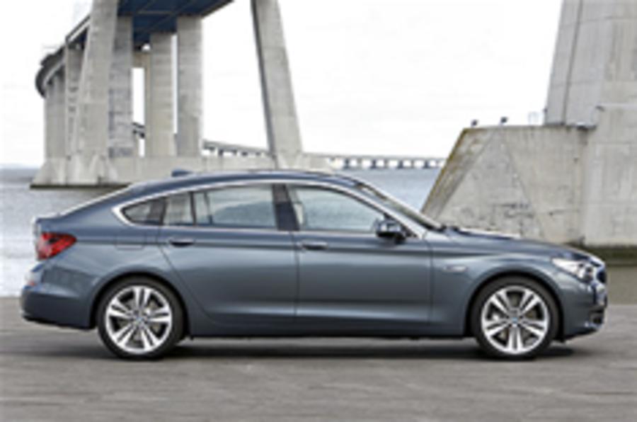 BMW 5-series GT breaks cover