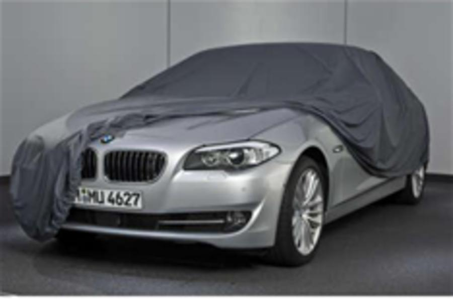 BMW 5-series pics - full launch at 7pm