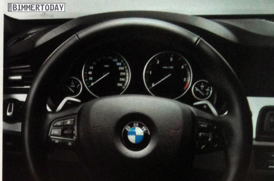 BMW 5-series M Sport uncovered