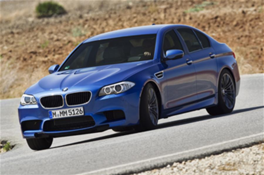 BMW confirms new M range