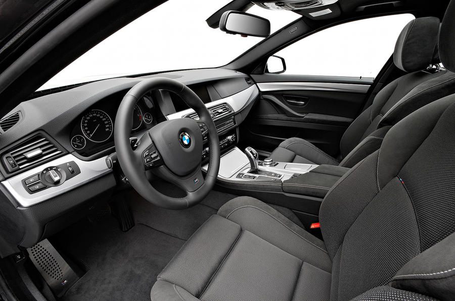 BMW 5-series M Sport launched
