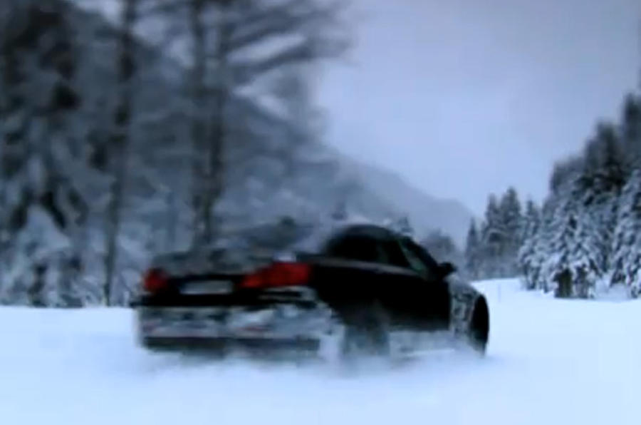 BMW shows new M5
