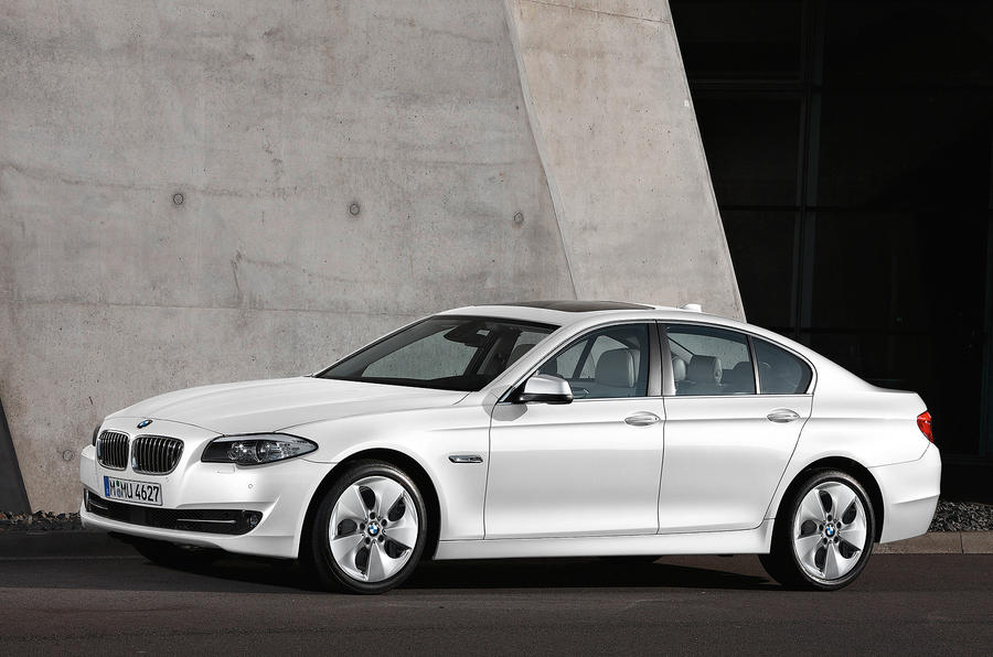 New BMW 5-series emits 119g/km