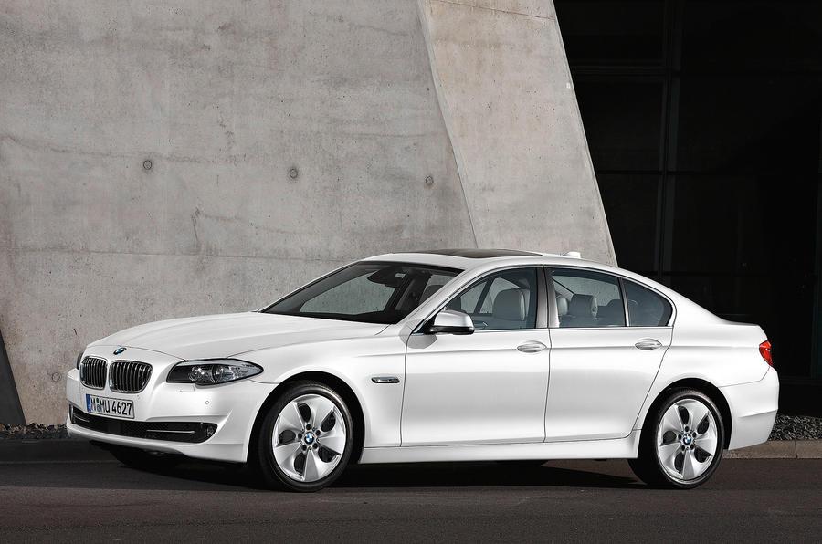 New BMW 5-series emits 119g/km