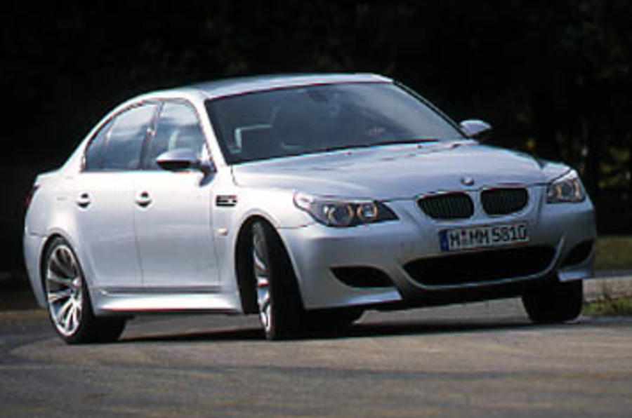 BMW M5 production ends