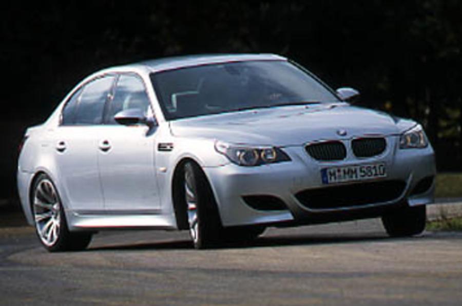 BMW M5 production ends
