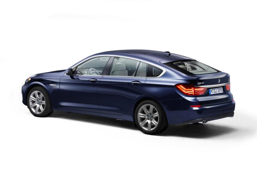 BMW 5-series GT gets xDrive